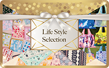 Life Style Selectionカード